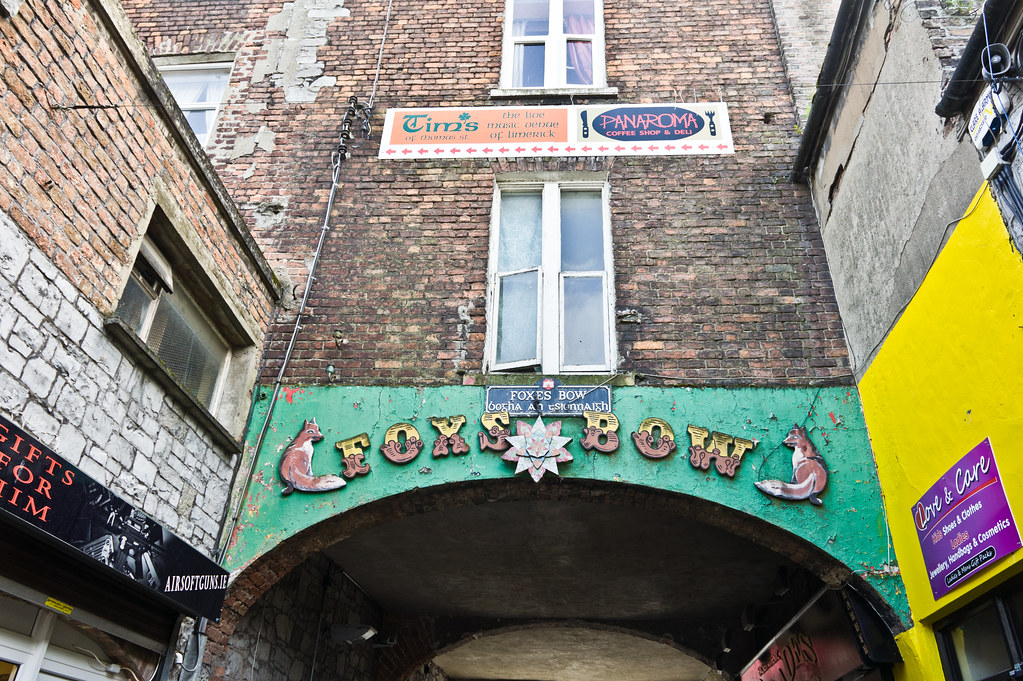 Limerick - Foxes Bow