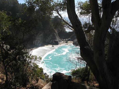 Waterfall Beach - Julia Pfeiffer Burns