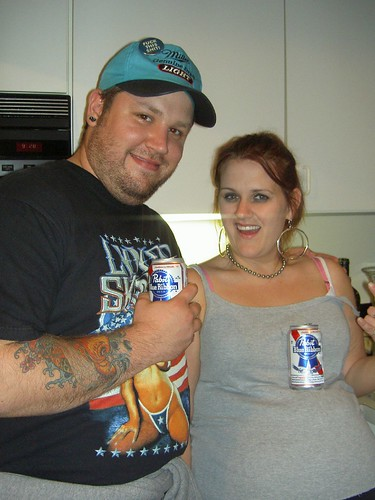 High Class / White Trash Party