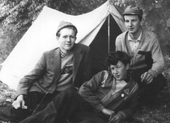 Camping, 1957