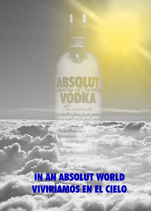 ABSOLUT IN HEAVEN