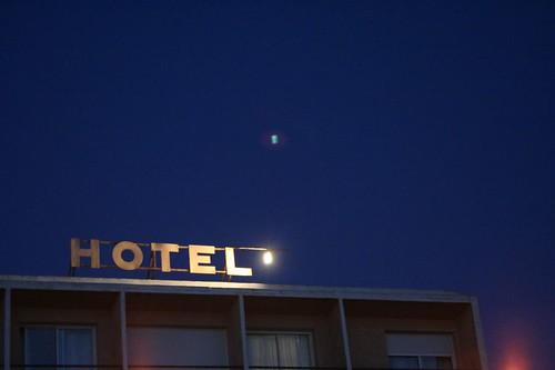 l'hotel à lacanau