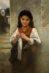 D6666 (haroldarthub) Tags: girls 8 13 peasant