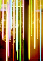 (super ape) Tags: light woman window glass japan pen shopping tokyo olympus harajuku ft 東京 halfframe omotesando louisvuitton 原宿 表参道 kodaksupergold400 rebranded dnpcenturia400