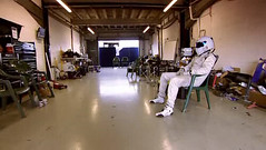Top Gear S10E09 - Stig, alone (halfbyteproductions) Tags: silverstone bbc 24 screencaps 24hourrace topgear thestig britcar season10 20071211 airdate20071209 s10e09