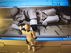 Stormtrooper Love (ShellyS) Tags: starwars stormtroopers explore actionfigures