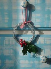 ******* (FlowerBelt*) Tags: natal para é mais coroa tradicional pendurar