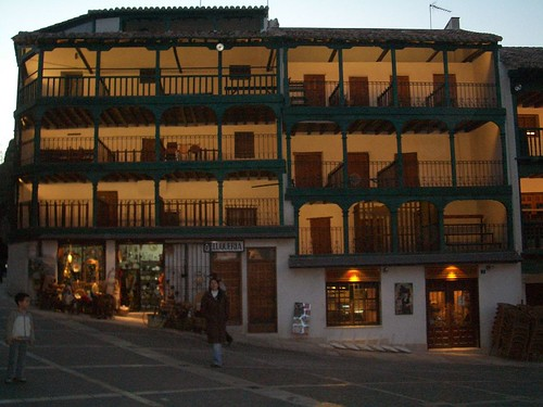 Plaza Mayor de Chinchón