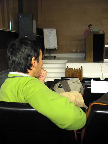 En la conferencia