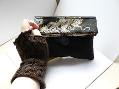 Fetching with Artsy Clutch
