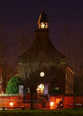 Winteravonden in Bokrijk (Werner Wattenbergh) Tags: belgium canonef50mmf18 openluchtmuseum bokrijk 400d eos400d winteravondeninbokrijk winteravonden