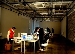 Exhibition of MVRDV's works, Gyre Omotesando
