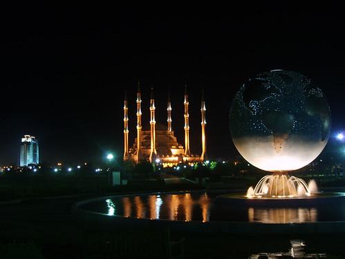 Sabanci Mosque - Adana by ersinnn.