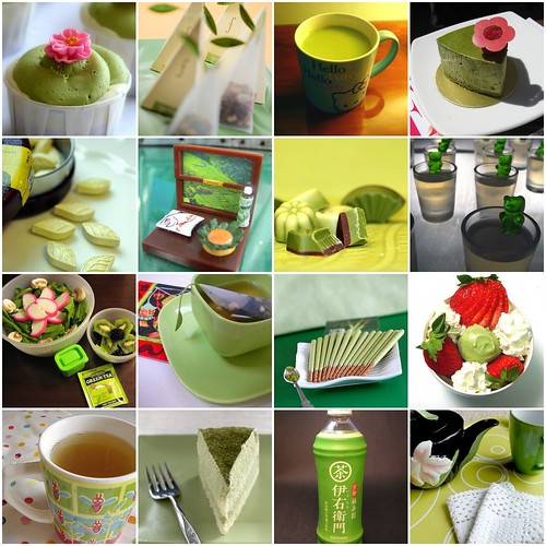 Mosaic monday: Green tea by she.likes.cute.