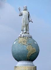 Monumento Divino Salvador del Mundo por Walkyman