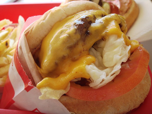 Double-Double 1 @ IN-N-OUT Burger