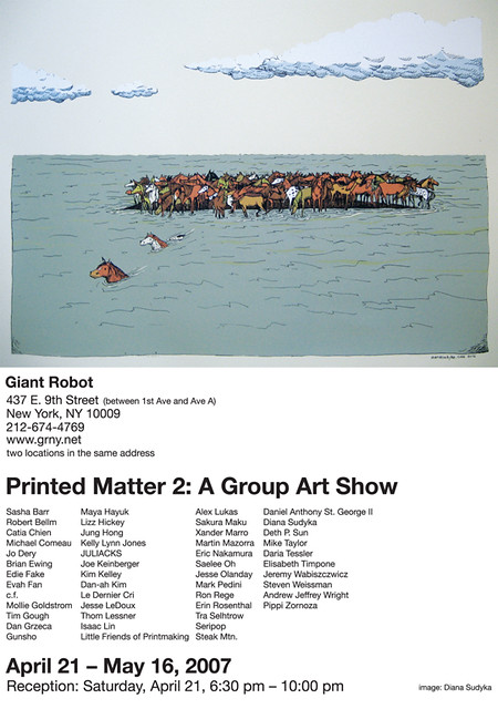 Printed Matter II