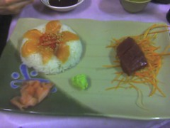 Sushi on January 16, 2008