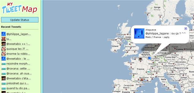 mytwittermap