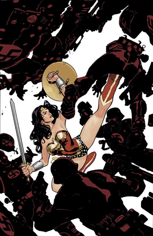 Wonder Woman nº15 (portada, Terry Dodson)