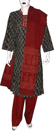 photo: Indian Sari