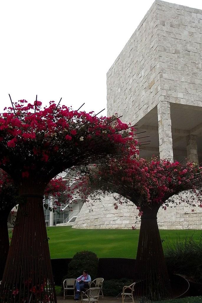 The Getty Museum Garden