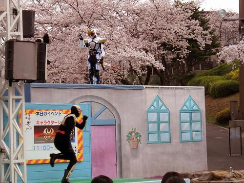 お花見inよみうりランド 2008 Mar 29