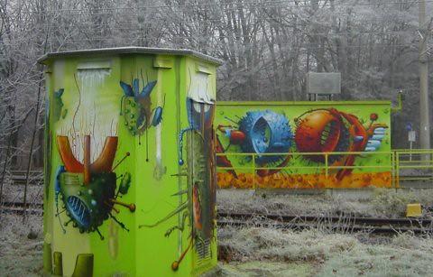freie Auftragsarbeit im Kölner Süden