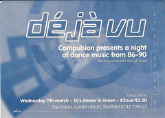 Deja Vu 11.03.92 Palais Sheffield.jpg (davidmgoodhead) Tags: back perception factory soak palais rave sasha 1991 1992 jam bliss ark flyers orbit renaissance basics dreamscape kaos ossett rezurrection