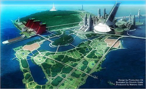 080419 - 日本TOYOTA汽車與押井守監督共同合作,建造近未來科技城『TOYOTA METAPOLIS』線上虛擬世界