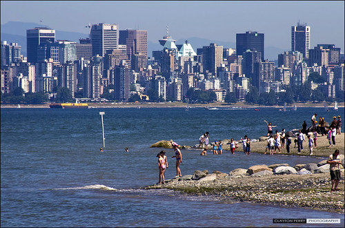 Vancouver in the Summer