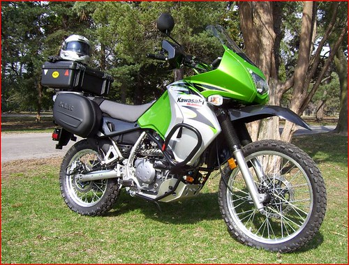 Kawasaki Dual Purpose KLR 650 photo