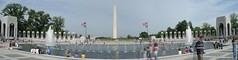 World War II Memorial Panoramic