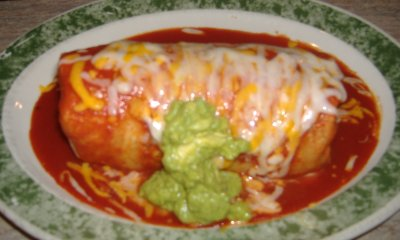 El Tarasco - Jr. Super Deluxe Burrito