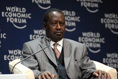 Raila Amolo Odinga - World Economic Forum on A...