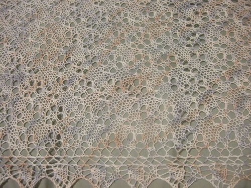 Star of Evening Shawl (3)
