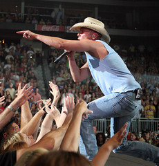 Kenny Chesney (minds-eye) Tags: concert cowboy live famous country bands concerts rockandroll kennychesney countrysingers