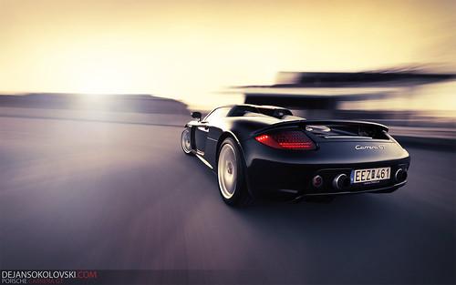 Auto als Model