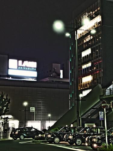 Akihabara Taxi Terminal