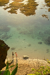 Bali (Bruno Ideriha) Tags: trip travel sunset sea bali praia beach canon indonesia island eos mar asia southeastasia tourist viagem uluwatu reef backpacker turista mochileiro rebelxs 1000d
