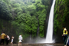 Munduk waterfall (Mlle Jordan) Tags: bali water indonesia waterfall munduk mundukwaterfall