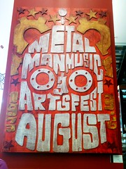 Wooden Poster at The Original