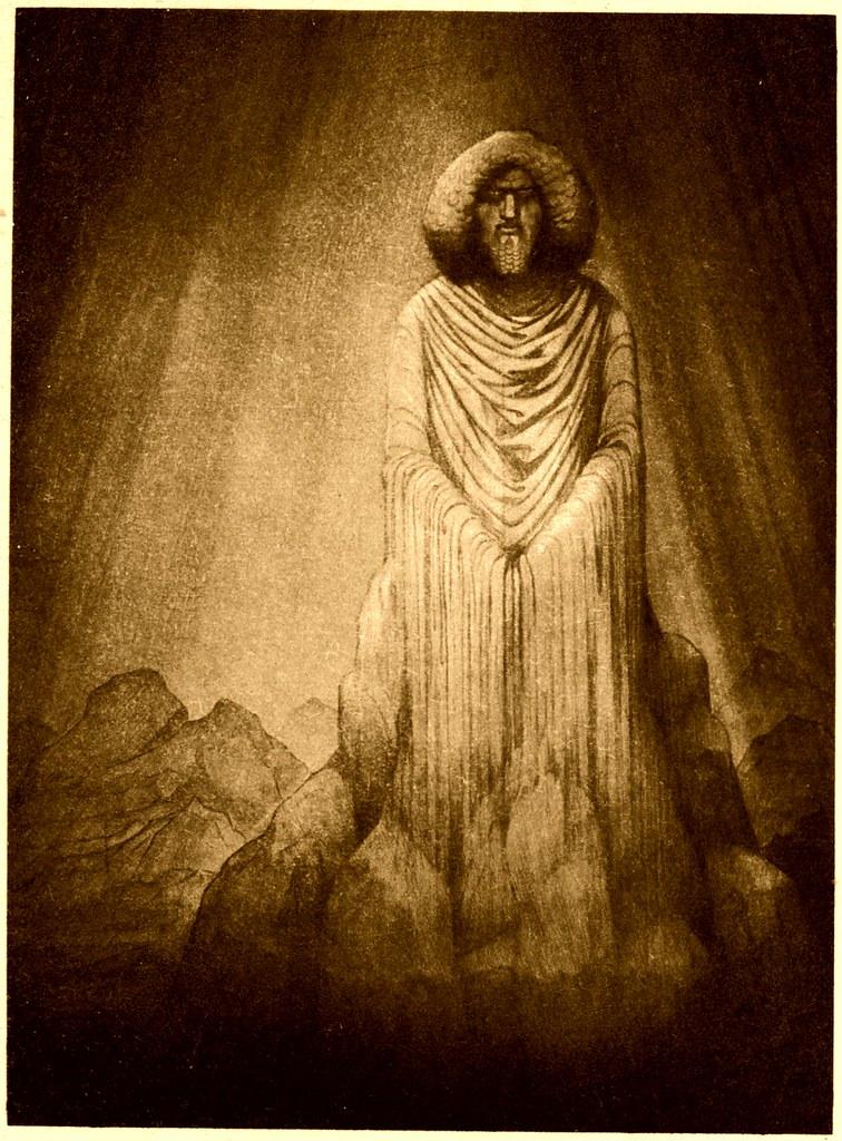 Sidney Sime - Ranorada (1911)