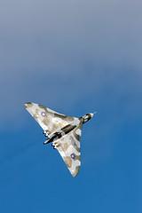 XH558 Avro Vulcan B2 (Nigel Blake, 17 MILLION views! Many thanks!) Tags: cold canon photography eos war aircraft aviation jet b2 vulcan blake bomber nigel avro xh558 1dsmkiii 600mmf4is