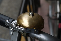 Kyoto bicycle bell