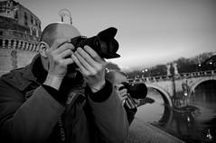 photo passion (Lorenzo Canestrari) Tags: light people blackandwhite bw italy rome roma monochrome pessoas nikon italia gente menschen personas persone personnes paesaggio biancoenero photopassion nikond90 nikkor18105