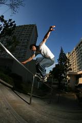 Alley-oop Pornstar (sugar04) Tags: skate rolling fisheys