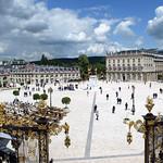 Nancy: Entrée de la Place Stanislas