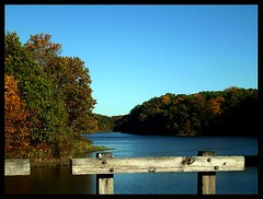 autumn at the lake (indielove) Tags: autumn lake fall water indiana shakamak shakamakstatepark