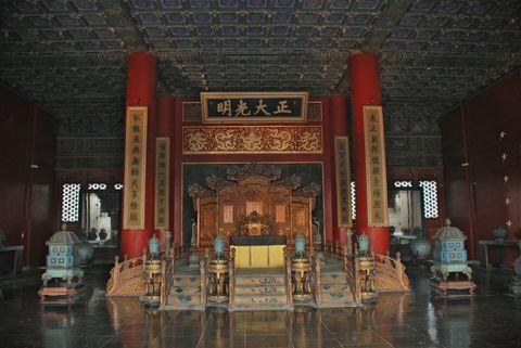 Pekin - Cite Interdite & Tienanmen (46) [480]